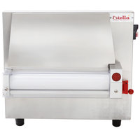 Estella EDS12S Countertop 12 inch One Stage Dough Sheeter - 250 Pieces/Hour
