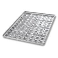 Chicago Metallic 40434 96 Mold Glazed Slider Bun Pan