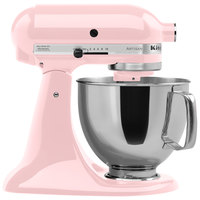 KitchenAid KSM150PSPK Pink Artisan Series 5 Qt. Countertop Mixer