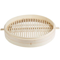 Town 34220 20 inch Bamboo Steamer with Handles