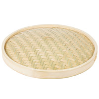 Town 34218C 18 inch Bamboo Steamer Cover