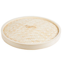 Town 34220C 20 inch Bamboo Steamer Cover