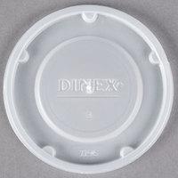 Dinex DX11968714 Translucent Disposable Tumbler Lid - 1000/Case