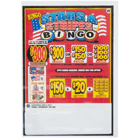 Bingo Pack 1 Window Pull Tab Tickets - 960 Tickets per Deal - Total Payout: $360