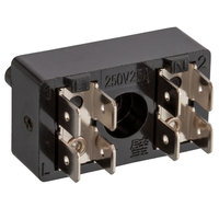 Cooking Performance Group 351PCH25 Terminal Block for CHSP1 and CHSP2