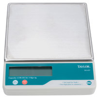Taylor TE11FT 11 lb. Digital Portion Control Scale