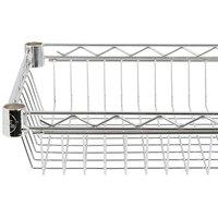 Regency 18 inch x 48 inch NSF Chrome Shelf Basket