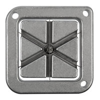Choice 6 Wedge French Fry Blade and Push Block Assembly