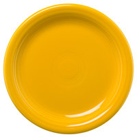 Homer Laughlin 1461342 Fiesta Daffodil 6 5/8 inch China Appetizer Plate - 12/Case