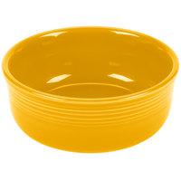Homer Laughlin 576342 Fiesta Daffodil 22 oz. China Chowder Bowl - 6/Case