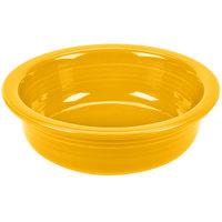 Homer Laughlin 471342 Fiesta Daffodil 41 oz. China Serving Bowl - 4/Case
