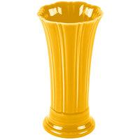 Homer Laughlin 491342 Fiesta Daffodil 9 5/8 inch Medium China Vase - 4/Case