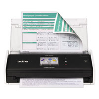 Brother ADS-1500W ImageCenter Wireless Compact Color Scanner