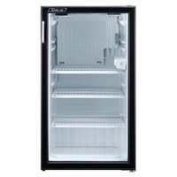 Turbo Air TGM-5R White Countertop Display Refrigerator with Swing Door
