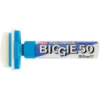 Zig ZPBE 007 LIGHT BLUE Light Blue Wet Erase Marker with 2 inch Wide Tip