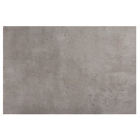 Grosfillex US48VG74 VanGuard 30 inch x 48 inch Concrete Resin Indoor Table Top
