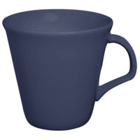 Homer Laughlin 12029026 Indigo™ 8.5 oz. China Tall Cup - 36/Case