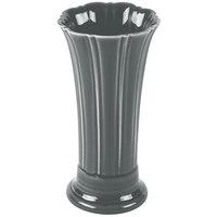 Homer Laughlin 491339 Fiesta Slate 9 5/8 inch China Medium Vase - 4/Case