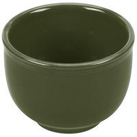Homer Laughlin 098340 Fiesta Sage 18 oz. China Jumbo Bowl - 12/Case