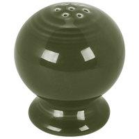 Homer Laughlin 751340 Fiesta Sage China Pepper Shaker - 12/Case