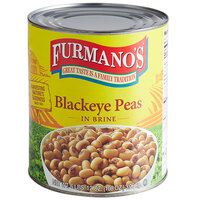 Furmano's #10 Can Black Eye Peas