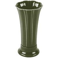 Homer Laughlin 491340 Fiesta Sage 9 5/8 inch China Medium Vase - 4/Case