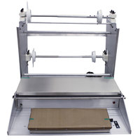Two Roll Film Wrapping / Shrink Wrap Machine - NSF