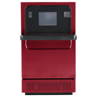 Merrychef eikon e2s Red High-Power High-Speed Accelerated Cooking Countertop Oven - 208/240V