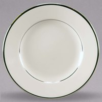 Homer Laughlin 712178 Sterling 6 inch Ivory (American White) China Cavalier Bread and Butter Plate - 36/Case
