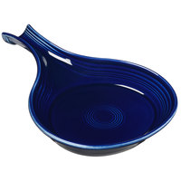 Homer Laughlin 1484105 Fiesta Cobalt 18 oz. China Individual Skillet Baker - 4/Case