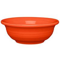 Homer Laughlin 1489338 Fiesta Poppy 8 oz. China Individual Fruit / Salsa Bowl - 8/Case