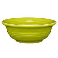 Homer Laughlin 1489332 Fiesta Lemongrass 8 oz. China Individual Fruit / Salsa Bowl - 8/Case