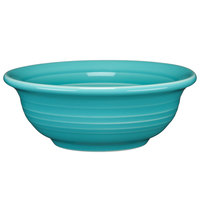 Homer Laughlin 1489107 Fiesta Turquoise 8 oz. China Individual Fruit / Salsa Bowl - 8/Case