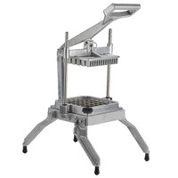 Global Solutions GS4200 Cast Aluminum 1 inch x 1 inch Square Lettuce Cutter