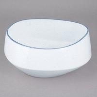 10 Strawberry Street ARCTIC-11 Arctic Blue 64 oz. Porcelain Bowl - 12/Pack