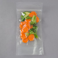 VacPak-It 6 inch x 12 inch Chamber Vacuum Packaging Bags with Zipper 3 Mil - 1000/Case