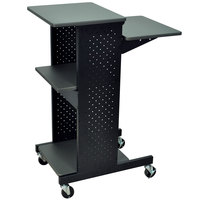 Luxor PS4000 Mobile Presentation Stand