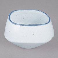 10 Strawberry Street ARCTIC-10 Arctic Blue 8 oz. Porcelain Demi Bowl - 24/Pack