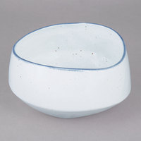 10 Strawberry Street ARCTIC-7 Arctic Blue 32 oz. Porcelain Cereal Bowl - 24/Pack