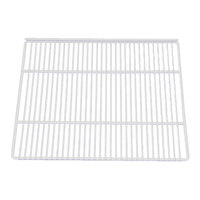 True 909460 White Coated Wire Shelf - 20 13/16 inch x 17 inch