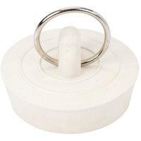 FMP 102-1044 Rubber Sink Stopper 1 1/2 inch