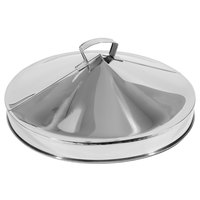 Town 36621 20 inch Stainless Steel Steamer Cover