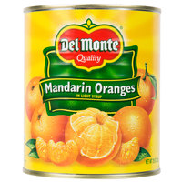 Del Monte 29 oz. Mandarin Oranges In Light Syrup - 12/Case
