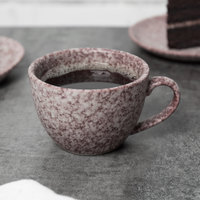 10 Strawberry Street BISEKI-9C-HSALT Biseki 7 oz. Himalayan Salt Stoneware Cup - 24/Case
