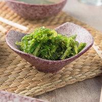 10 Strawberry Street BISEKI-5SAMBWL-HSALT Biseki 2 oz. Himalayan Salt Stoneware Samurai Bowl - 24/Case