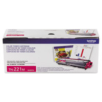 Brother TN221M Magenta Laser Printer Toner Cartridge