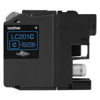 Brother LC201C Innobella Cyan Printer Ink Cartridge
