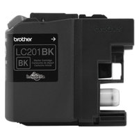 Brother LC201BK Innobella Black Printer Ink Cartridge