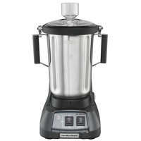 Hamilton Beach HBF900S Expeditor 3 1/2 hp High Performance Blender with Toggle Controls, Adjustable Speed, and 1 Gallon Stainless Steel Container - 120V