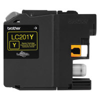 Brother LC201Y Innobella Yellow Printer Ink Cartridge
